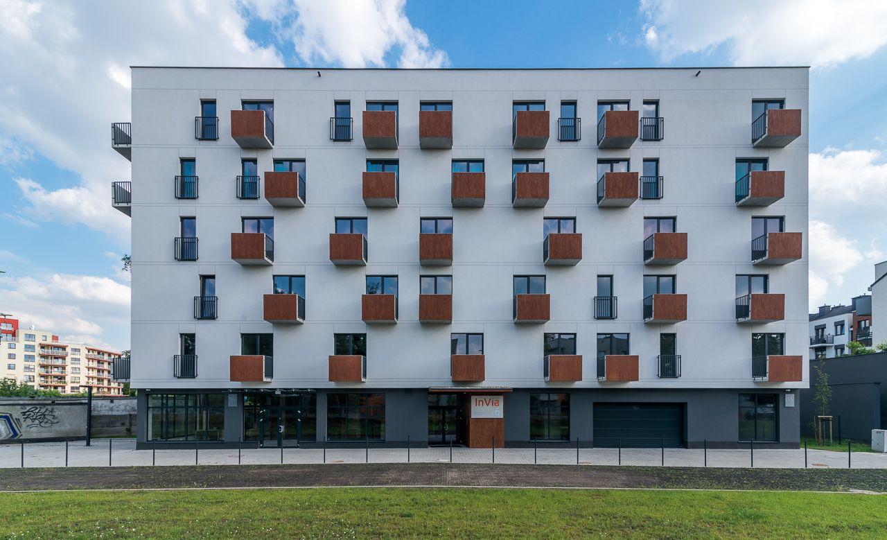 "<span class=""city"">Wrocław</span>InVia Apartments"