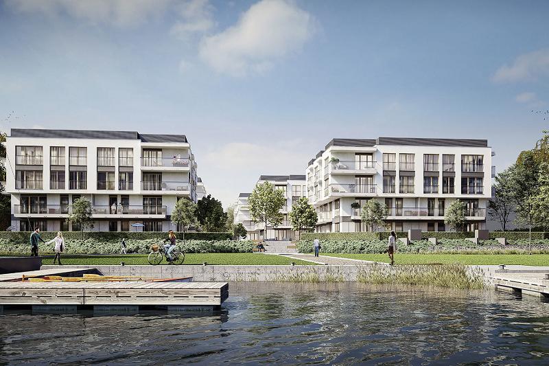 "<span class=""city"">Wrocław</span>Marina Apartments"