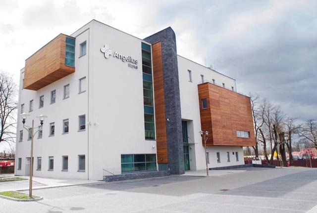 """<span class=""""city"""">Katowice</span>Apartamenty Angelius (w realizacji)"""