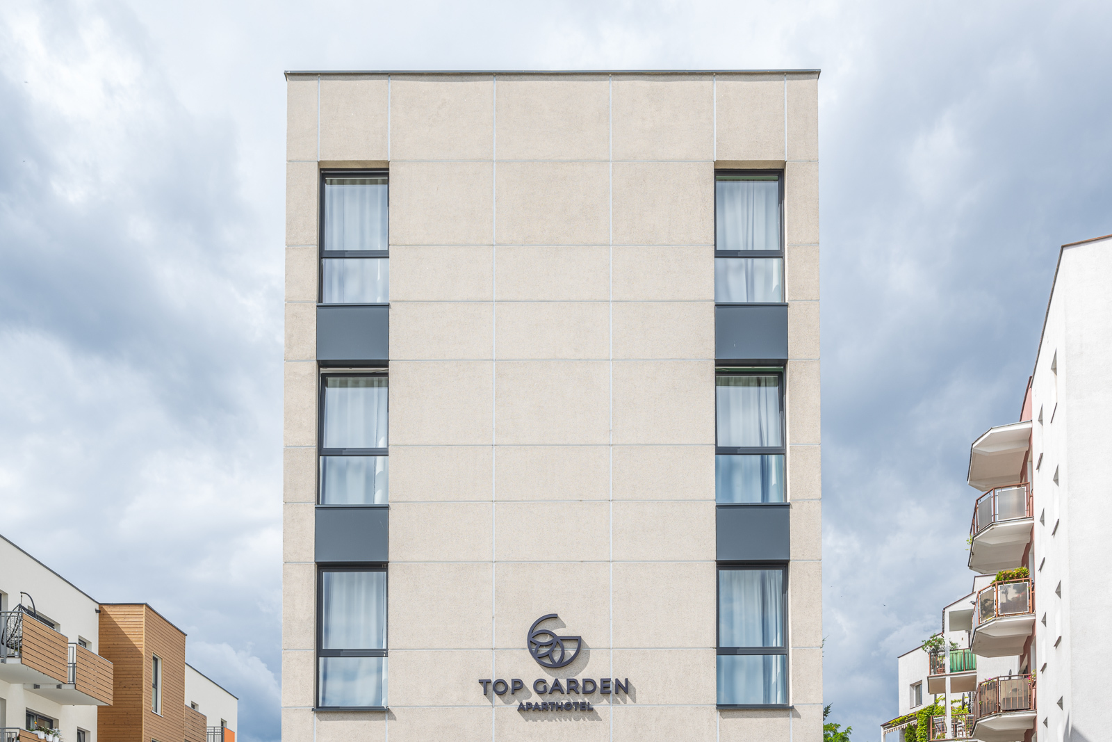 "<span class=""city"">Toruń</span>TOP Garden Aparthotel"